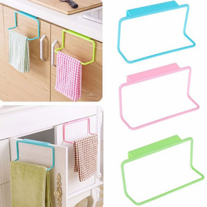 Portasciugamani Porta Hanging Organizer Bagno Armadio Kitchen Cabinet Back Door Hanger Shelf