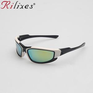 Rilixes New Fashio Boy Goggles Crianças ÓCULOS DE CRIANÇA proteção do sol Óculos meninas frescas bonito Óculos PmWhn