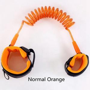 طفل لمكافحة خسر حزام المقاود الاطفال 1.5M السلامة الاسورة الربيع قابل للتعديل المشي براكليت الطفل الجناح المقود الشريط حزام HHA845