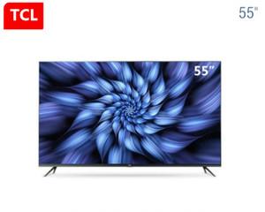 TCL da 55 pollici di intelligenza artificiale TV HDR piena ecologica Ultra HD 4K + 30 core ad alte prestazioni ultra-sottile libero di trasporto TV.