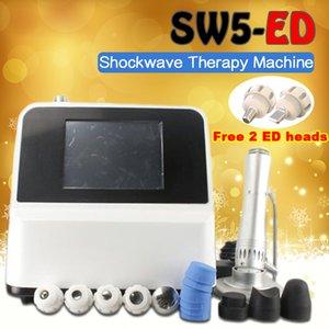جودة عالية آلة الصدمة الجسدية نظام العلاج آلة الألم لتخفيف الآلام بالمستخدمين الهوائية ED علاج الجهاز