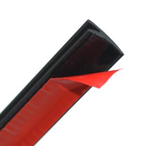 Авто стайлинг автомобиля уплотнительная лента г Тип автомобиля резиновый запечатанный разрыв заднего стекла уплотнитель люка крыши звукоизоляционная прокладка уплотнения