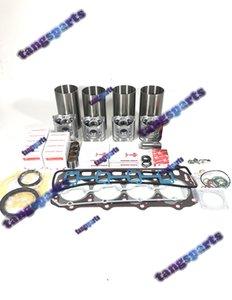 4D92E Motor reconstruir kit de boa qualidade Para KUMATSU Engine Parts Dozer empilhadeira escavadeira Carregadeira etc peças de motor kit