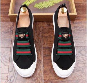Printemps 2019 Hommes Chaussures De Paillettes Nouvelle Mode Hommes Casual Chaussures Habillées Chaussures Habillées Pour Hommes Mocassins À Paillettes Chaussures de conduite plateforme 38-43.