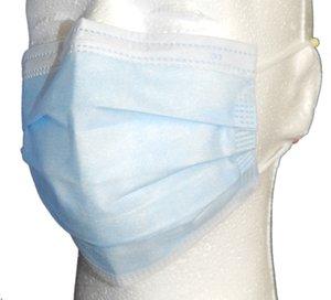 Yüksek stoklu kalite çok filtreleme fonksiyonları kirlilik oryantal koruyucu maske nakliye - 10 adet / grup ABD standart tek kullanımlık hızlı ft xqxa