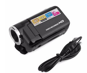2021-HD 720P Camera Camcorder 1.5 Inch TFT 16MP 8X Digital Zoom Video Camcorder Camera High Speed USB2.0