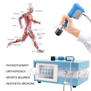 Omuz Ağrısı Tedavi Sağlık Masaj ED tedavisi Makinesi İçin 8 bar Dışından Şok Dalga Tedavisi Pnömatik Shockwave Terapisi