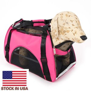 Dog Bags Fashion Pet Carrier Travel Dog Car Seat Cover Animal Carrier Space Breathable Dog Bags Cats Carriers Backpack For Dogs Goods