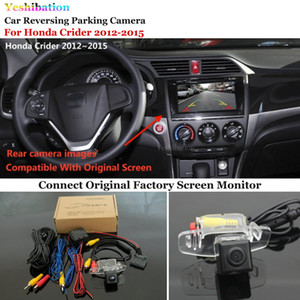 Yeshibation автомобиль обращая парковка устанавливает камеру на 2013-2015 годы РКА оригинальный экран совместимый камера заднего вида
