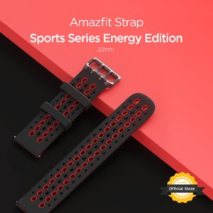 Amazfit Strap Sports Energy Edition 22mm Watch Straps For Smartwatch smart watch