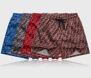 2020 Großhandel Summer Fashion Shorts Neues Design Brett kurz, schnelltrocknende Badebekleidungs-Printing Brett-Strand-Hosen der Männer Herren Badeshorts