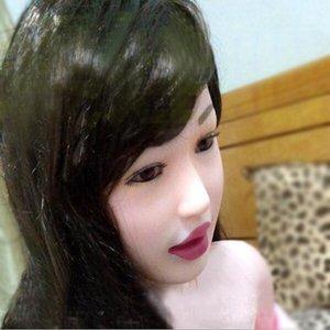Sex Sexuels Vagina Adulto Uomo Uomo Doll Realistic Real Jouets Mannequin Lifelike Maschio Sesso Doll Doll Silicone Adulti Prodotti Giapponese per SE IDBR
