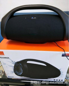 2019 хорошего качество звука Boombox Bluetooth Speaker Stere 3D HIFI Сабвуфер Handsfree Открытый портативный стерео сабвуфер с розничной коробкой