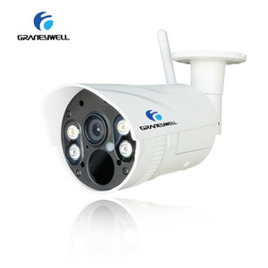 Graneywell 1080P Full HD 2MP Wifi Camera Outdoor Waterproof Camera Wifi Home Security CCTV Lens Surveillance Camera