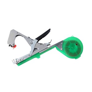Outils de jardin usine Tying machine Hand Branch Tying Ruban outil Tapener machine d'emballage de légumes Stem Strapping