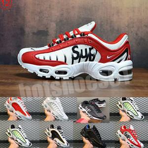 2020 TN Tailwind 4 Erkek Ayakkabı Beyaz Gri Kırmızı Siyah Yeşil Spor Sneakers Spor Antrenörü açık tasarımcılar MY5546 Running