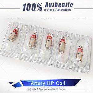 Authentische Artery HP Spule PAL 2 Spule PAL II 0.6ohm Mesh-Coil Regular 1.0ohm HP Kern