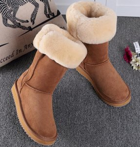 Australia WGG Women's Classic tall Boots Womens Boot Snow Winter boots leather boots drop shipping