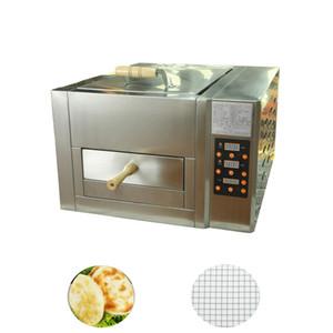 Máquina de horno de pan de tortilla completamente automática / horno de hornear pan de chapati