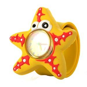كارتون الاطفال الساعات 3D الأطفال ساعات المعصم طفل ووتش ساعة الكوارتز ساعات Grils بنين هدايا Relogio MONTRE دروبشيبينغ