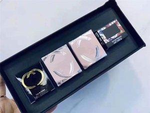 Novedades Set de 4 piezas Set de perfume más vendido 5ml * 4 olor agradable Fragancia atractiva Tiempo de larga duración envío gratis.