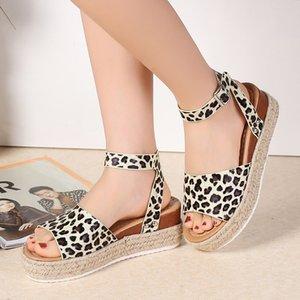 Sandals Women Wedges Shoes Pumps High Heels Sandals Summer 2020 Flop Chaussures Femme Platform Sandalia Feminina