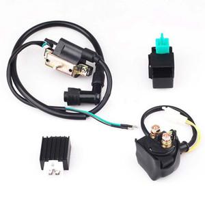 Regulador de CDI da bobina de ignição relé retificador para 110cc de moto-quatro chinês ATV Dirt Bike
