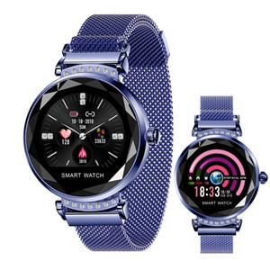Смарт-браслет женщины часы женский браслет спортивный режим один ключ сердечного ритма монитор артериального давления для iphone xiaomi группа 4 3 huawei браслет