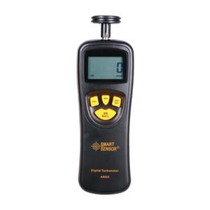 Digital Display Medição de Alta Precisão Laser tacômetro com Tipo de contato Shimar AR-925 Tachometer