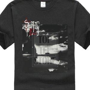 Fête Septique Temple De La Couverture De La Course Perdue Album T Shirt