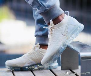 2019 Örgü 2.0 Fly 1.0 Koşu Ayakkabıları Erkek Kadın BHM Kırmızı Orbit Metalik Altın Üçlü Siyah Tasarımcı Ayakkabı Sneakers Eğitmenler 36-45 L541