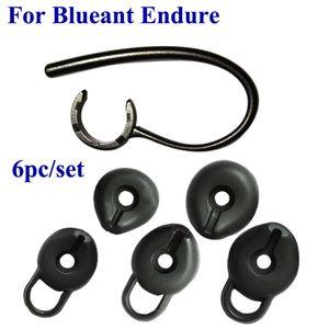 Для Blueant Endure силиконовые ушные вкладыши и вкладыши Высочайшее качество bluetooth ушные вкладыши ушные крючки ушные петли ушные петли петли 6 шт. / Компл.