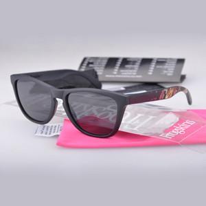 Polarisierte Sonnenbrille frogskin Sport-Sonnenbrille der Frauen der Männer UV400 Mode Trend TR90 Brillen Fahren Angeln Bergsteigen Lauf