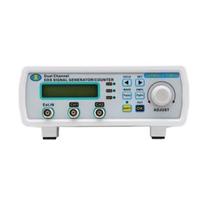 MHS-3200A DDS NC generador de señal de función de canal dual TTL DDS Generador de señal Generador de forma de onda 6MHz