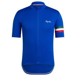 rapha Cycling Jersey men 2020 new Cycling Clothing Racing Sport Bike Jersey Top Cycling Wear Short Sleeves Maillot ropa Ciclismo