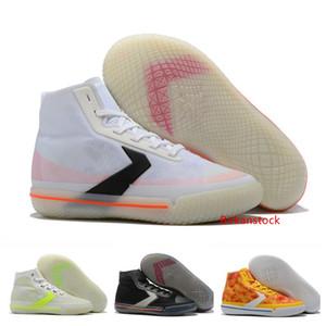 Klassische 10 Legend Designer Tinker Hatfield x Star Serie BB Canvas Basketball-Schuhe für Qualitäts-Frauen-Männer Sport-Turnschuhe Größe 36-45