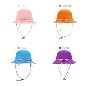 Hot New VEPEAL Women Girls Foldable Beach Cap UV Protection Summer Sun Hat Summer Style Bucket Hat V17SS-011 Headwear 4 Colors