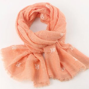 New Childrens Scarf Cotton and Linen Korean Style Autumn and Winter Baby Boys and Girls Scarf Cute Kids Warm All-match Scarf