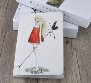 Vente en gros 10pcs / lot presse chaleur blanc sublimation Peinture Notebook papier Couverture souple Livre de bureau fournitures scolaires cadeau