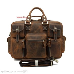 Leather Cowhide Backpack Top Quality Purse Designer Handbags Portable Genuine Leather Travel Bags