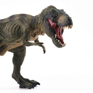 Manufacturers Direct Selling Jurassic Dinosaur Toy Large Size Solid Animal Model T-Rex Children Static Decoration