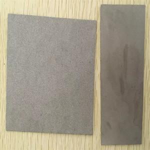 Chine fabricant Titanium foam Sheet Plate 10 Micron fritté poreux filtre en métal poudre de métal frittage micro tube poreux