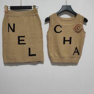 2020 O Neck mangas T-shirt e da forma das mulheres para imprimir saias curtas 2 Pieces Define 0321-46