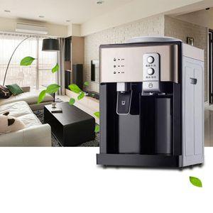 KOSTENLOSER VERSAND Mini Elektrische Wasserspender Desktop Miniatur Kälte und Heißeis Kühlwasserkühler Hostel Warmwasserbereiter Tee Bar
