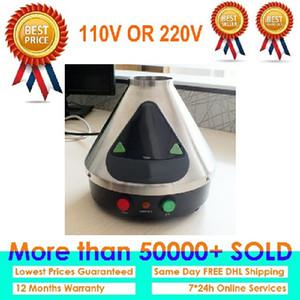 2020 Speing Ursprüngliche beste Qualität OEM Desktop-Vaporizer mit Easy Valve (FREE Grinder) Digit Vaporizer mit am selben Tag DHL-freies Verschiffen