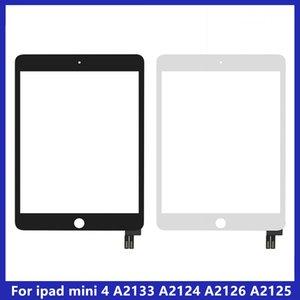 10 PC를위한 아이 패드 미니 (5) 터치 스크린 디지타이저 패널 유리를 들어 아이 패드 미니 5 세대 2,019 A2133 A2124 A2125 A2126 태블릿 터치 유리 패널 무료