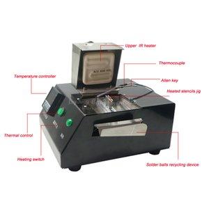 LY M700 BGA REBALLING Lehim Makinesi BGA Lehim Küresel Kaynak Rework Station