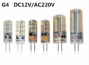 Lâmpada LED SMD G4 AC DC 12V 220V 1.5W 3W 4W 5W 6W Substituir G4 Lâmpada LED acesa 360 Feixe Lâmpadas LED Natal G4 10w 20w 30w halogênio
