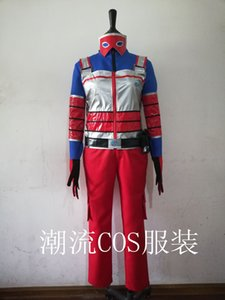 Генри Опасность Криминал Деформация косплей костюм сшитый