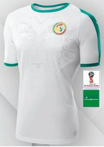 БЕСПЛАТНЫЙ Корабль новый кубок мира 2018 года МАНЕ Футбольные майки Сенегала 18 19 Национальная сборная Сенегала Балде КУЛИБАЛИ